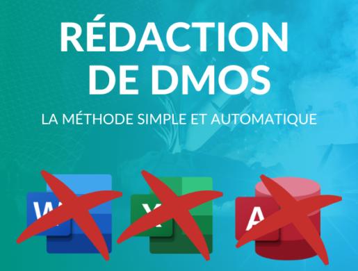 Un système efficace pour rédiger automatiquement un DMOS qualifié?