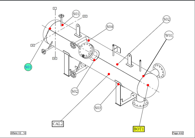 weldmap_welding_plan contrôle qualité soudage (CQ) - Assurance Qualité (AQ)