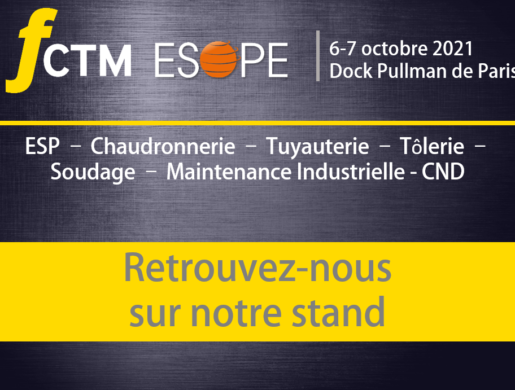 🚀 Salon FCTM ESOPE 2021 | SIRFULL – stand A46